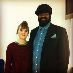 Mostly Mobo April // Interview with Gregory Porter