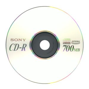 Ghost House 700 MB CD-R