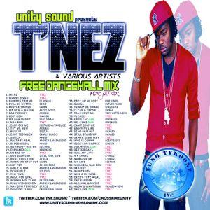 TNez & Friends Silent River Mix Sept 2011