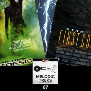 "Melodic Treks : 67: You Spelled ""First Contact"" Wrong"