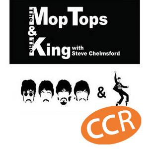 The Mop Tops & The King - #TheMopTopsandTheKing - 13/09/16 - Chelmsford Community Radio