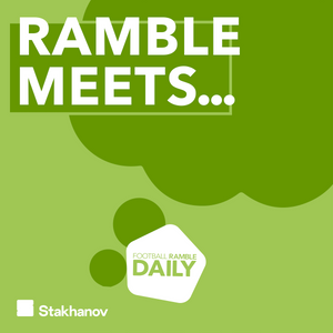 Ramble Meets... Jonathan Greening