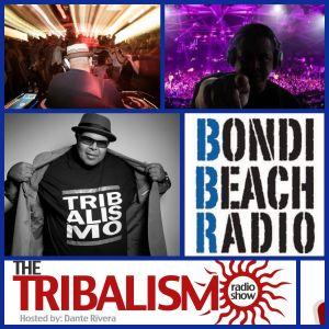 Tribalismo Radio-Episode 43 8/06/16 Live from Bondi Beach Radio