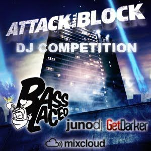 """Attack the Block"""" DJ Competition"""