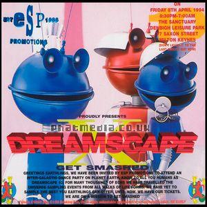 ESP 1994 Dreamscape X SLIPMATT @ Santuary MK