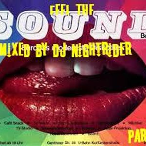 Feel The Sound (Mixed by Dj Nightrider)Part1