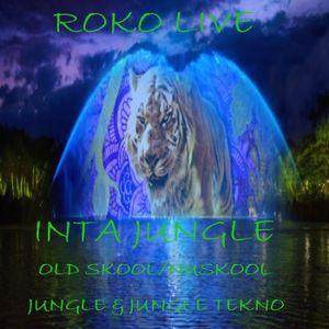 INTA JUNGLE...ROKO LIVE....(Tracklist & D/L)..