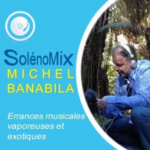 SolénoMix MICHEL BANABILA avec Alvin Curran, Cornelius Cardew, Sussan Deyhim, Brian Eno, Steve Reich