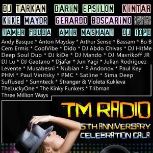 cem ermis - tribal mixes radio 5th anniversary - oct11