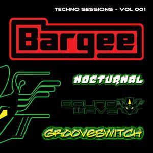 Techno Sessions_Vol001_DjBargee_2006