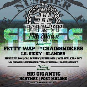 FLUFF - #Fest Promo Mix