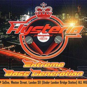 DJ ESP & Flipside - Live @ Hysteria