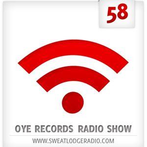 OYE Records Radio Show #58 with Tinko & Alex