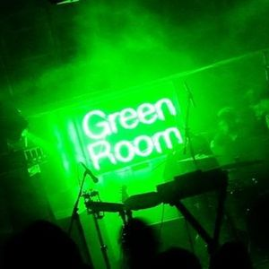 The Green Room  ~ Nacoa ~ 25.04.15