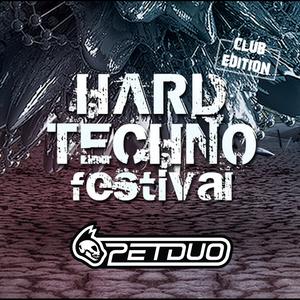PETDuo @ Hard Techno Festival - Club Edition - Die Kantine, Linz - 13.05.2016