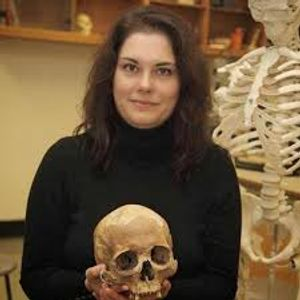 UK Body Farm - Dr Anna Williams