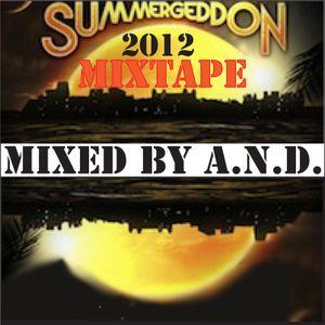 Summergeddon 2012 mixtape