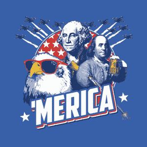 America God Damn It