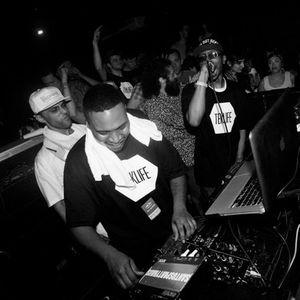 United States of Bass - 01 - DJ Spinn vs. DJ Rashad (Juke Trax) @ Santos Party House N.Y. (23.05.13)