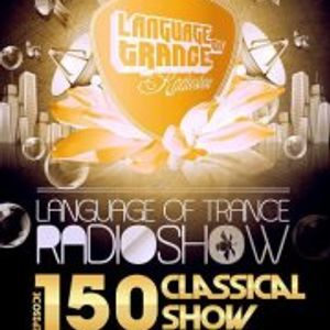 Language Of Trance 165 hosted by Pete Silver and Magic 7 Guestmix by Store'N'Forward