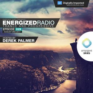 Energized Radio 029 with Derek Palmer
