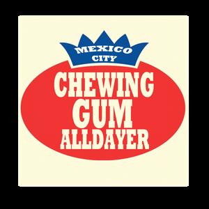 Chewing Gum Alldayer September 2013