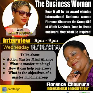The Business Women Interview - Florence Mudoni Chaurura