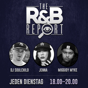 THE R&B REPORT | 20.6.2017 | The Big R&B Q&A | Special Guest: DJ MYKEL ROZENBERG