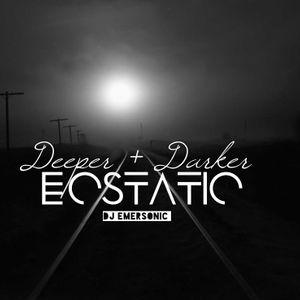 Deeper+Darker Ecstatic 2 - DJ Emersonic