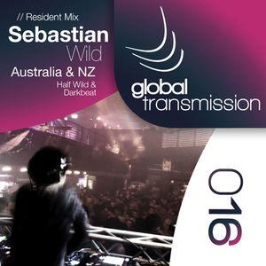 Global Transmission // Ep 016    Resident: Sebastian Wild (Australia)