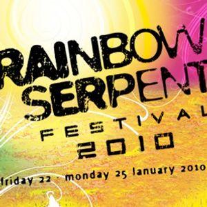 sykonix - Rainbow Serpent 2010 Mix