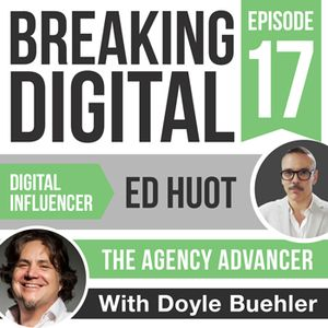Ed Huot is the Chief Creative Officer & Partner of The CHR Group in NYC - or the Agency Advancer, as