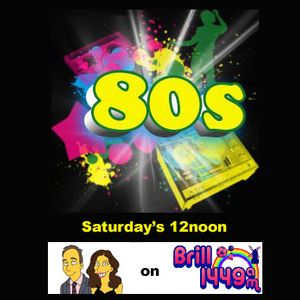 80's Show with Keith and Amanda - 9th August 2014