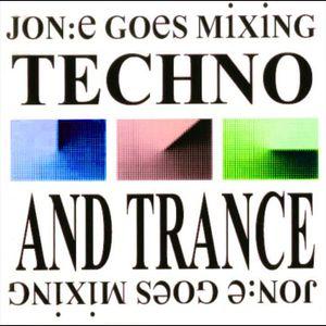 JGM001: Techno & Trance (1995)