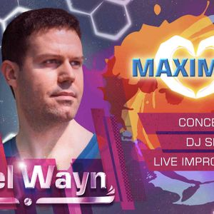 Maximize #12 with Axel Wayn (concert/dj set)