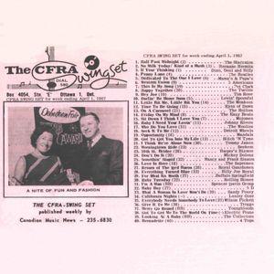 Ottawa Top 40 Chart: April 1st 1967