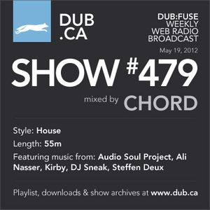 DUB:fuse Show #479 (May 19, 2012)