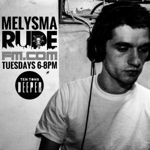 RudeFM.com Dark Show #21 - 24.03.2016 - Live Every Tuesday 6-8pm