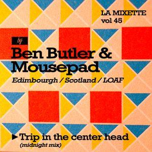 LAMIXETTE#45 Ben Butler & Mousepad
