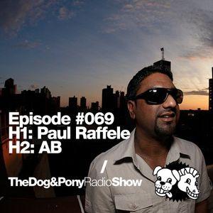 The Dog & Pony Radio Show #069: Guest AB