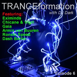 TRANCEformation with DJ Dark Episode 6