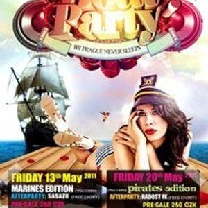 Summer Love Boat Party Megamix