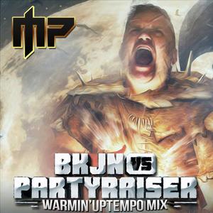 MindPumper @ BKJN Vs. Partyraiser - Indoor Winter Edition Warmin'UpTempo