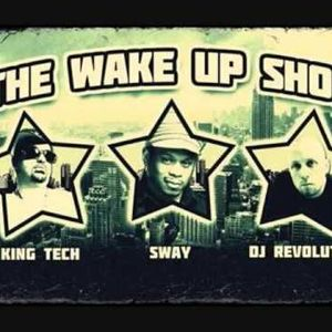 The Wake Up Show with Sway, King Tech & DJ Revolution 10-8-99 II