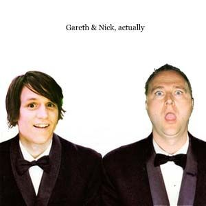 The Nick and Gareth Podcast #1