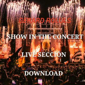 "Live Street In Concert ""Gerad Roluls"" FREE DOWNLOAD"