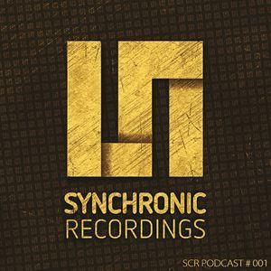 SCR Podcast #001 Rojan,Rihos Live @ Sala Cosmos Konnex Techno V3J