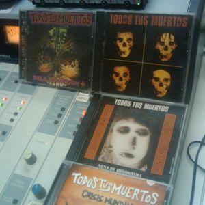 28 de noviembre del 2011 (2) / Todos Tus Muertos / Cienfuegos / Gondwana / Stoic Frame / Jumbo