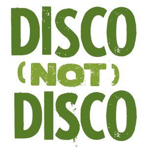 Disco (Not) Disco Show 27.09.11 Part Two