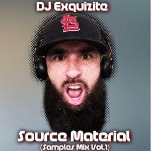 DJ XQZT - Source Material (Samples Mix Vol.1)
